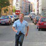 Running Joachimstraße
