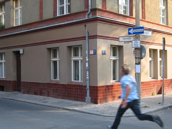 Running Steinstraße